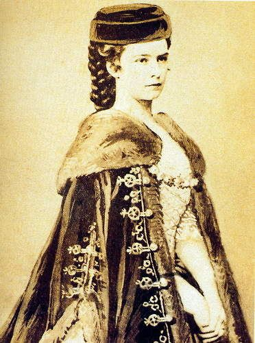 Empress Elisabeth of Austria (Sisi, due to the movie also known now as Sissi, 1837-1898)