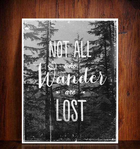 """Pouf Urban Dictionary: 132 Best Images About """"Not All Those Who Wander Are Lost"""