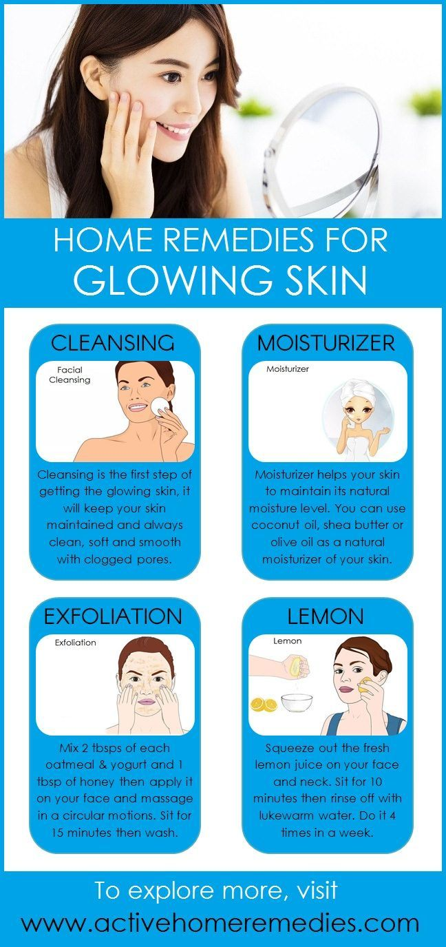 Home Remedies For Glowing Skin Glow Skincare Homeremedies