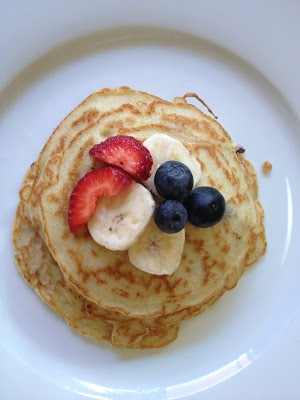 Kersten's Kitchen: Beyond Failsafe Buckwheat and Millet Pankcakes - GF DF