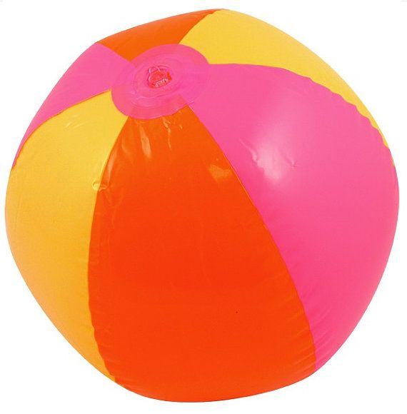 Inflatable Beach Ball van LastFinishingTouch op Etsy