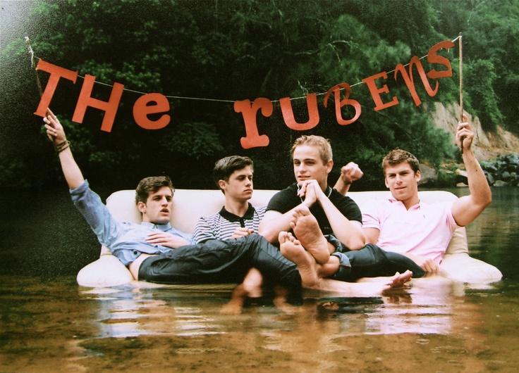 The Rubens!!