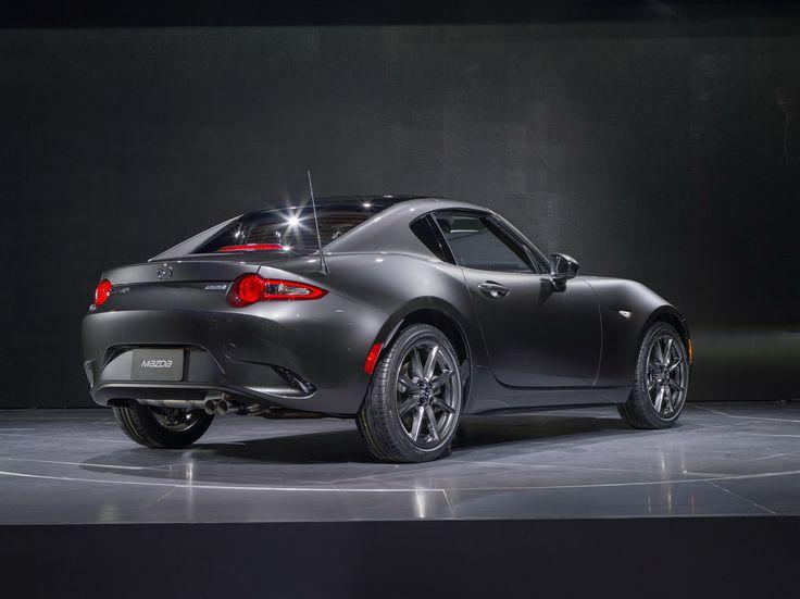 2017 Mazda MX-5 Miata RF Launch Edition   Limited to just 1,000 units!