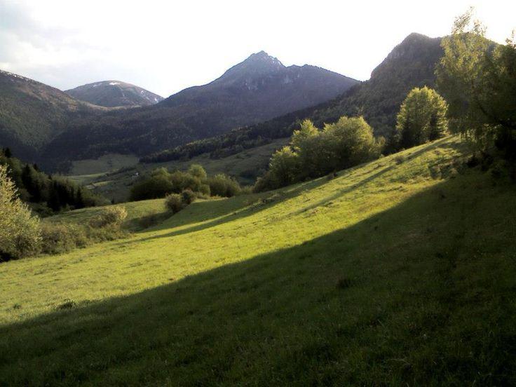 Rozsutec Fatra Mountains