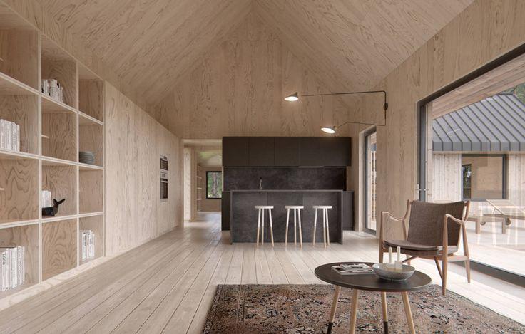 Estilo escandinavo: El encanto simple. Ideas de decoración en homify.com.ar