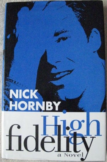 HIGH FIDELITY Nick Hornby. Is it possible to share your life with someone whose record is incompatible with your own? Can people have terrible taste and still be worth knowing? Do songs about broken hearts and misery and loneliness mess up your life, if consumed in excess? A memorable, sad and very funny debut novel
