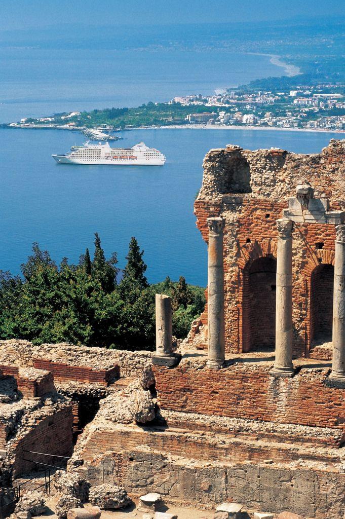 wanderthewood: Taormina, Sicily, Italy by jeffoops on Flickr