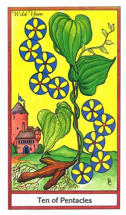 17 Best Images About Ten Of Pentacles On Pinterest