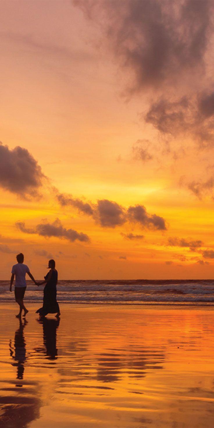 Romantic sunrise beach strolls in Nusa Dua, Bali - by Jewels Lynch
