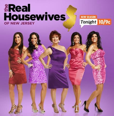 real housewives of new jersey.
