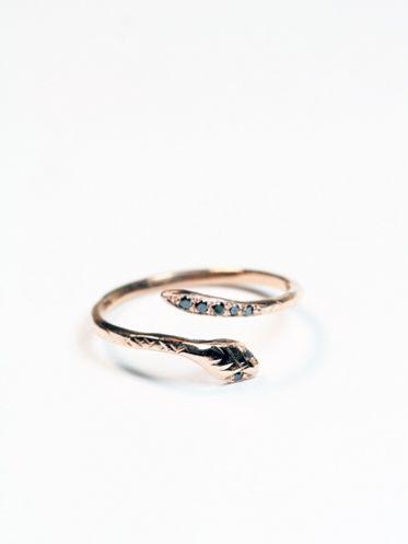 Snake Ring for L