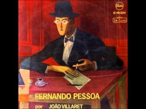 """João Villaret recita """"O Mostrengo"""" de Fernando Pessoa"""