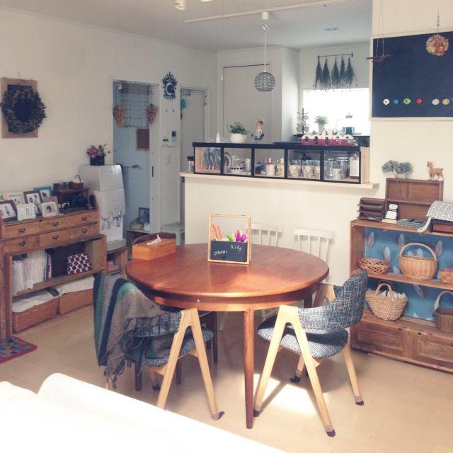 木箱/niko and… /ガラス風ショーケース/キッチン収納/DIY…などのインテリア実例 - 2015-02-28 04:39:35 | RoomClip(ルームクリップ)