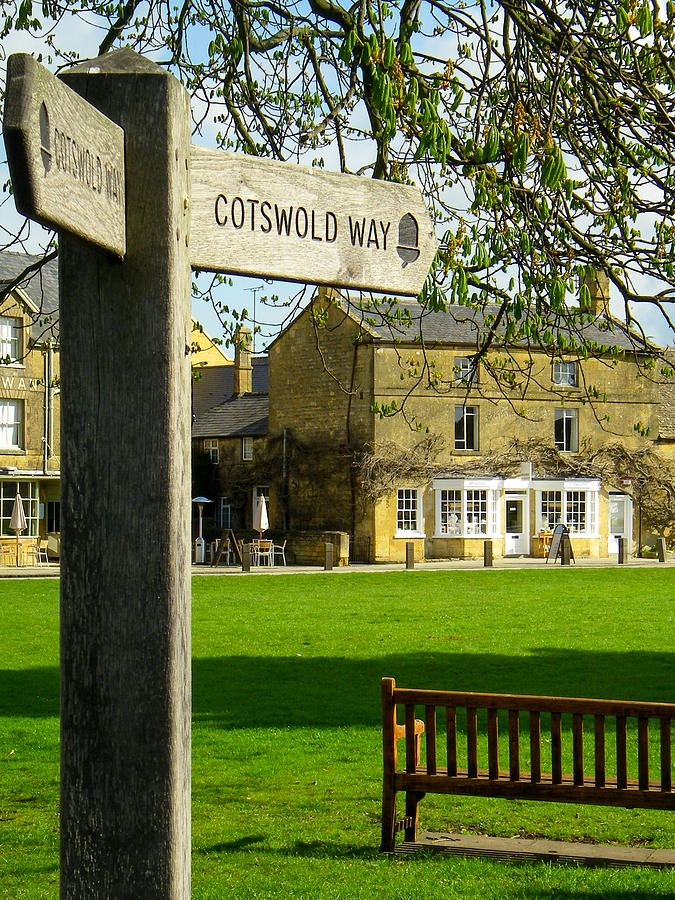 Broadway Village, The Cotswolds, England