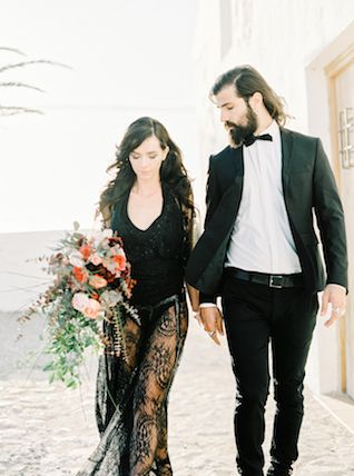 Flamenco wedding dress | Ana Lui Photography | see more on: http://burnettsboards.com/2015/05/edgy-flamenco-wedding-inspiration/
