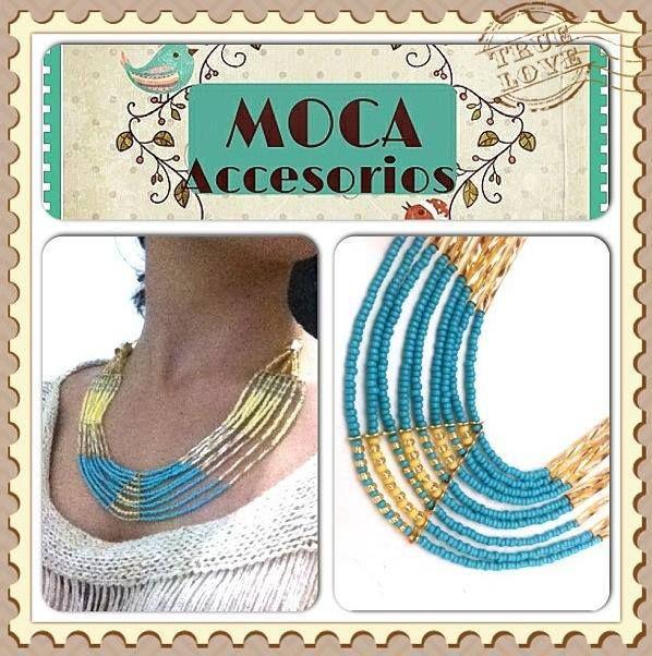 Collar Moca  Ref. C.M002//