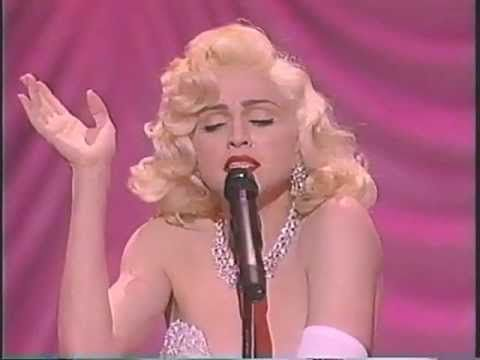 Madonna - Sooner or Later - Academy Awards