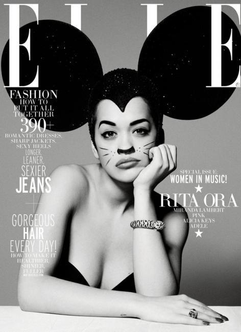 #Cover elle #magazine [us] - 2013