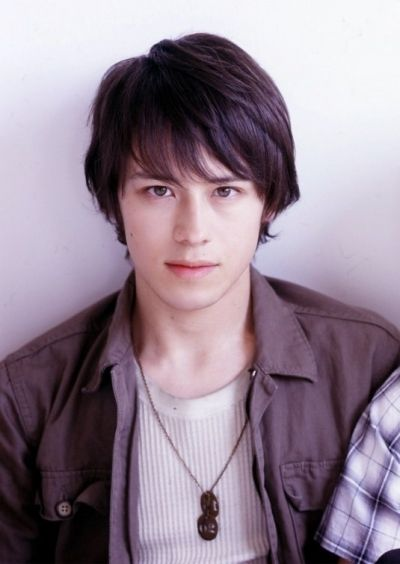 Eiji Wentz, he is half Japanese, half Caucasian. Why are half-asians so adorable?