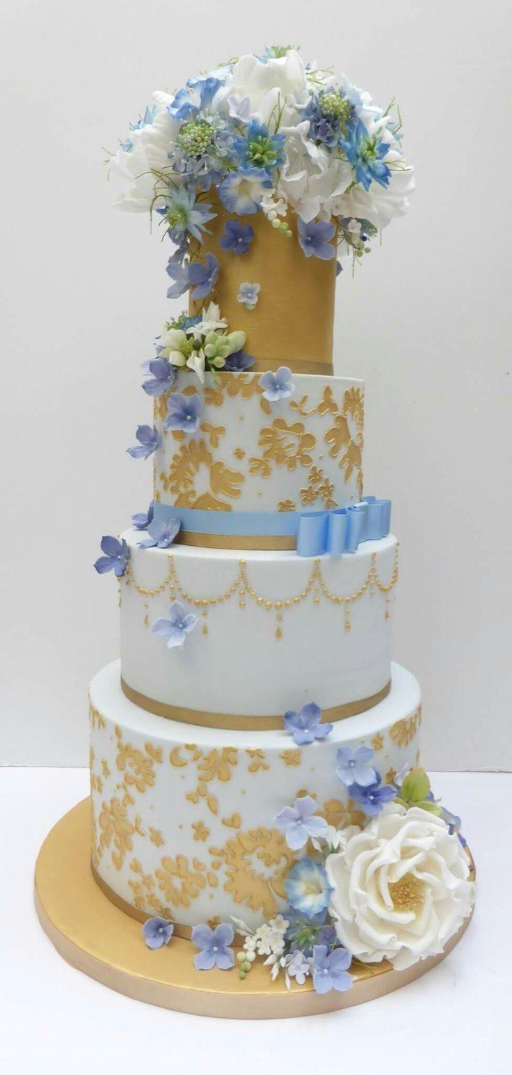 5588 best Beautiful cakes images on Pinterest Cake wedding Petit