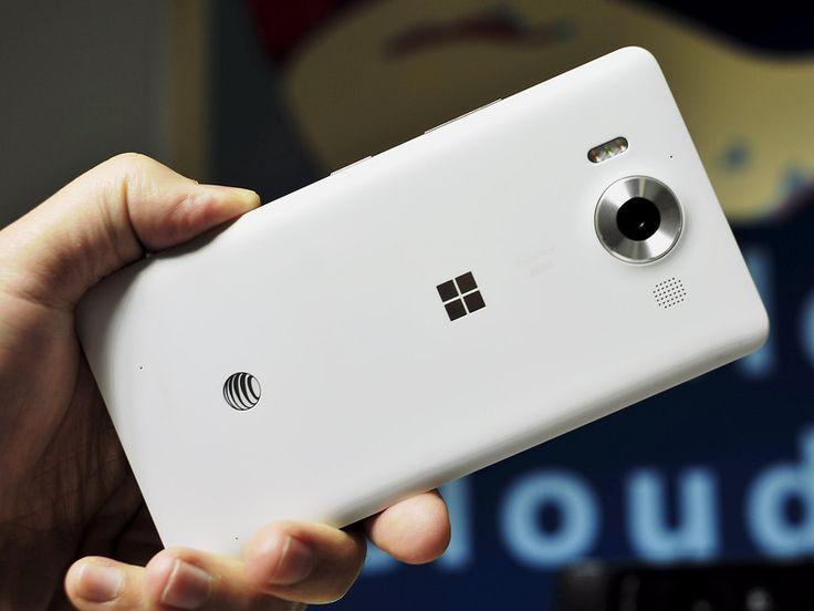 The Microsoft Lumia 950 review