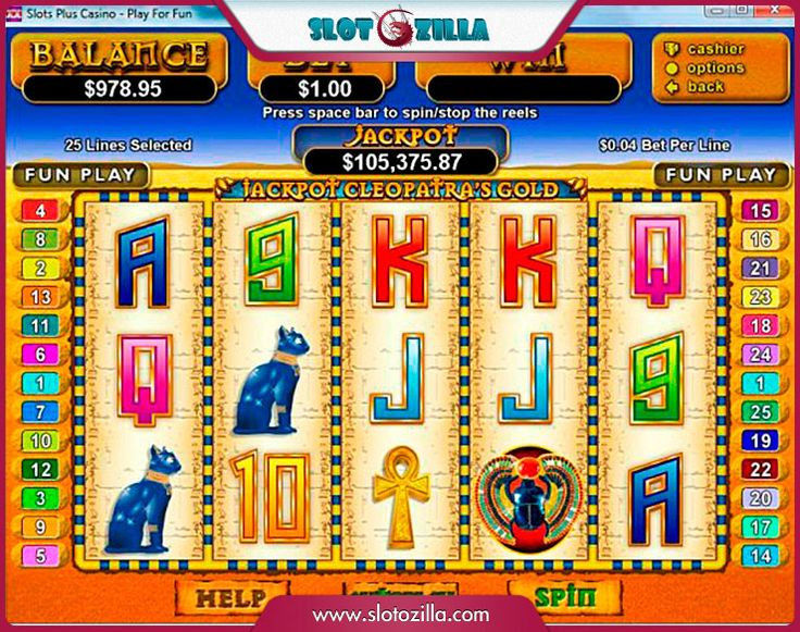 SLOTS for FUN - Play FREE games online at Slotozilla.com!
