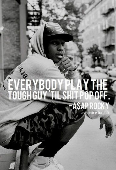 too many fake tough guys out there!!...but they eventually get exposed !...