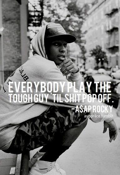 Asap Rocky Lyrics Tumblr