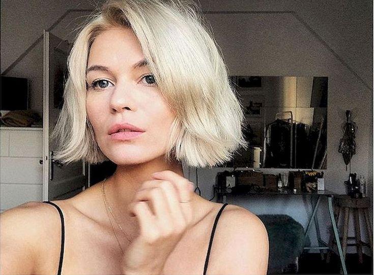 26 Messy Short Hair for Pretty Girls
