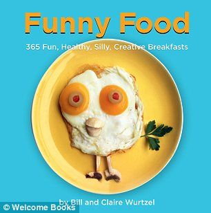 Educational: The book was made to inspire children to enjoy food that not only looks good and tastes good, but is also packed full of nutritional value that will kick start a healthy day. Bill and Claire Wurtzel.