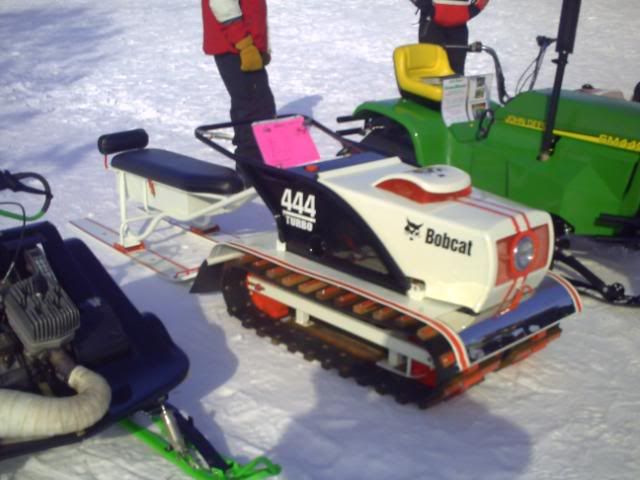 Vintage artic Cat Schneemobile zum Verkauf