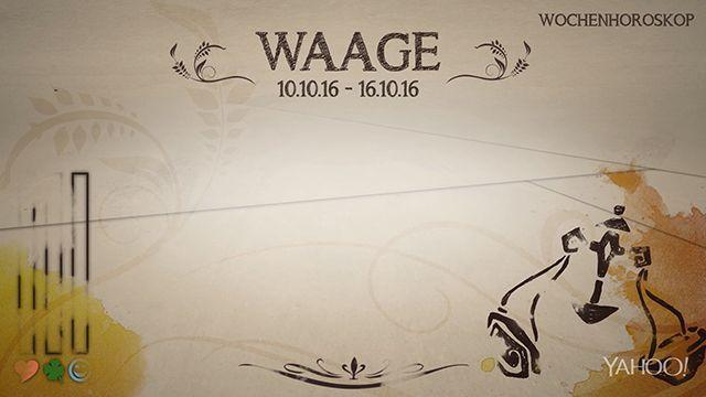 Wochenhoroskop: Waage (KW 41 - 2016) - So stehen deine Sterne Kinder Wochen vom 10. - 16.10.2016 #Horoskop #Waage #Liebe #Gesundheit #Job