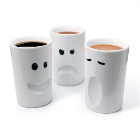 Cups, I need these: Choisissez Votr, Coff Mugs, Pretty Things, Fun Stuff, Coff Cups, Gifts Idea, Kitchens Gadgets, Products, Coffee Mugs