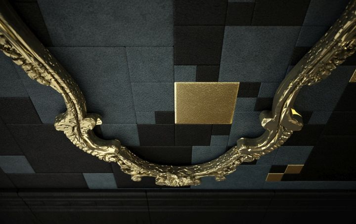 Firefly Wall Covering by Lapèlle Design » Retail Design Blog