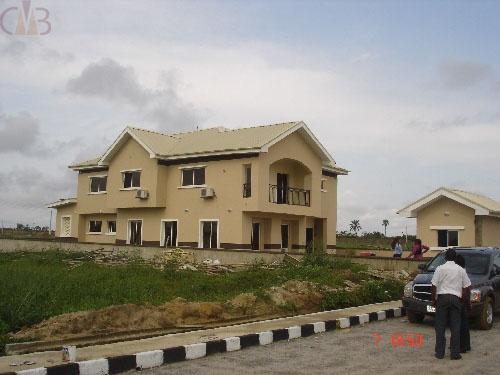 4 Bedroom Detached Duplex With Bq  Pearl Gardens Estate