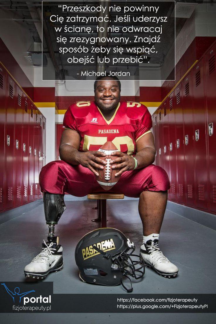 Michale Jordan wie co mówi! #zdrowie #motywacja #sport #rehabilitacja #cytaty