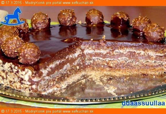 paŽravá torta