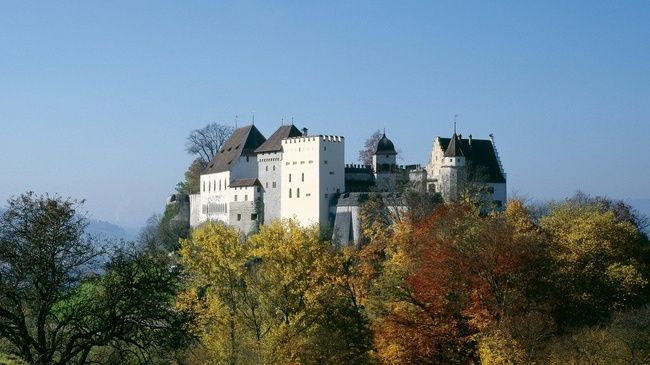Lenzburg Castle - Switzerland Tourism