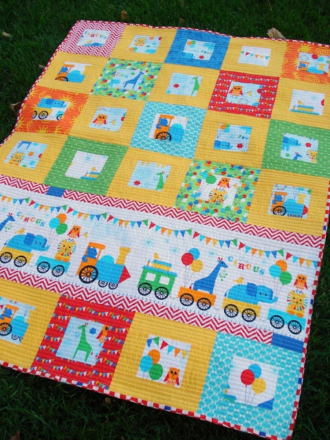 connect the dots crafts: My Favorite Quilt Yet!