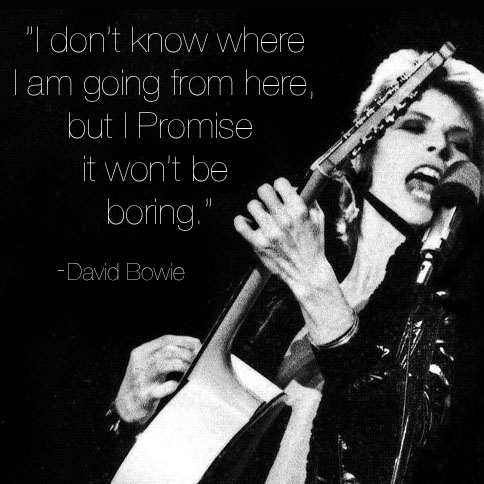 Inspiration #schoolofrock #doylestown #buckscounty #inspiration #rockandroll #davidbowie
