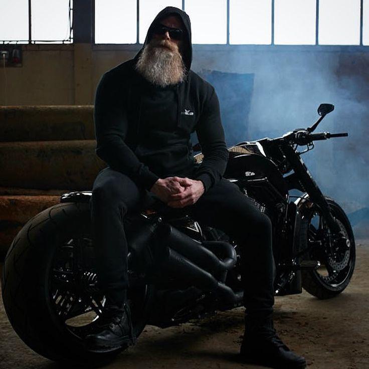 Картинки байкеры с бородой