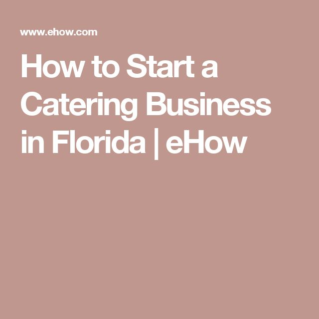 Las 25 mejores ideas sobre Starting A Catering Business en - catering business plan template