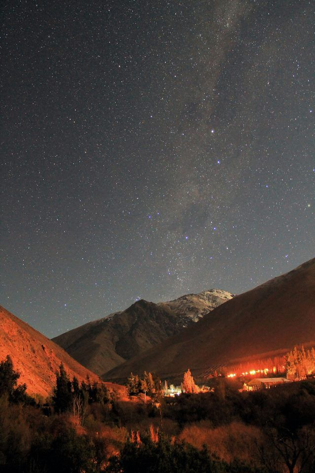 The clearest sky in the planet, Valle del Elqui, Chile