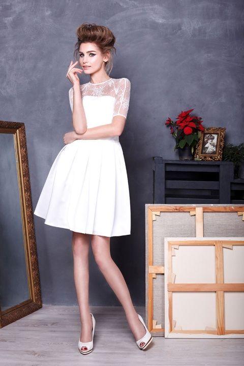 Страница 3. Свадебное платье 0153, Emse, Коллекция
