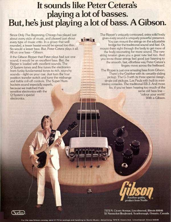 gibson ripper - Google Search