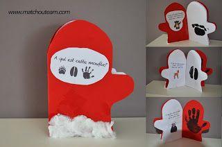A qui est cette moufle?       Un petit livre à fabriquer,   une façon ludique de stimuler   le langage des petits !!