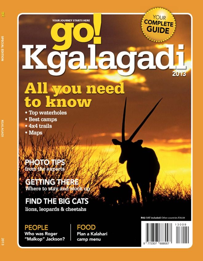 go! Kgalagadi  Magazine - Buy, Subscribe, Download and Read go! Kgalagadi on your iPad, iPhone, iPod Touch, Android and on the web only through Magzter