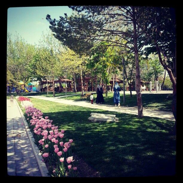 Evliya Çelebi parkı