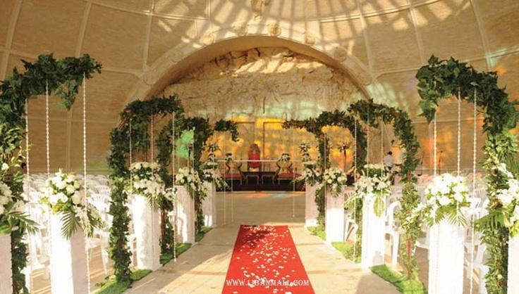 Wedding Flowers Lebanon Beirut : Best images about wedding decoration church on