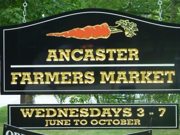 Ancaster Farmer's Market